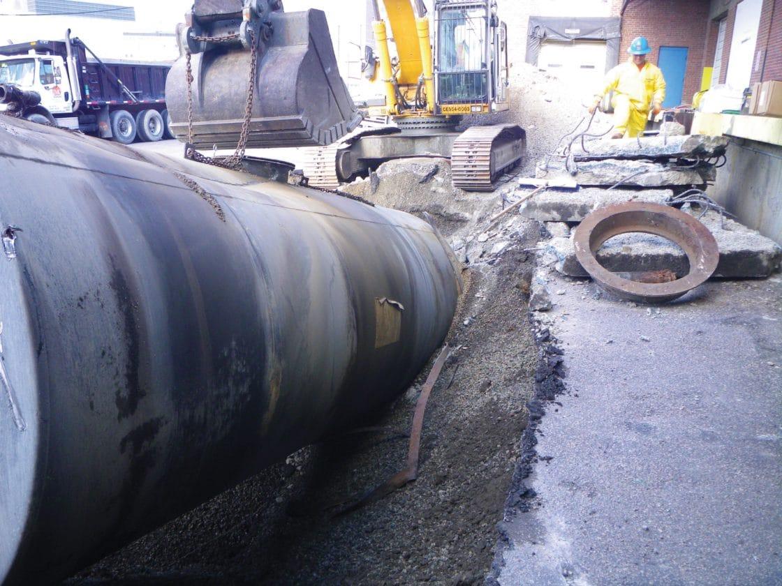 Underground Storage Tank Ust Services Tata Amp Howard