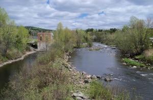 canaan vt river