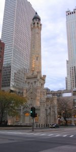 water tower chicago