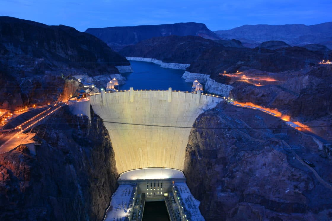 hoover dam The hulking hoover dam has been holding back the colorado river and generating power for nearly 80 years, but you may be surprised to learn just how eventful its construction and naming were 1 .
