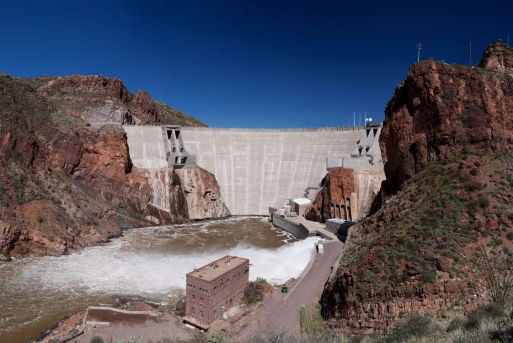 The 7 Most Interesting Dams In The United States Tata