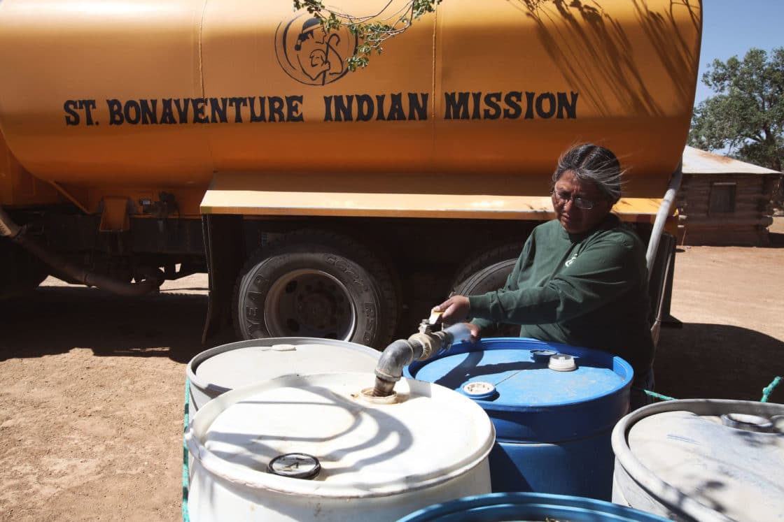 water poverty on u s  soil  why the navajo nation water crisis should shame us all