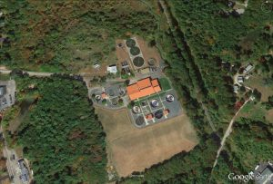 Milford, MA wastewater treatment plant