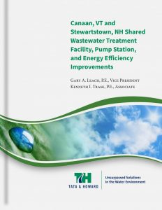 wastewater treatment facility improvements whitepaper