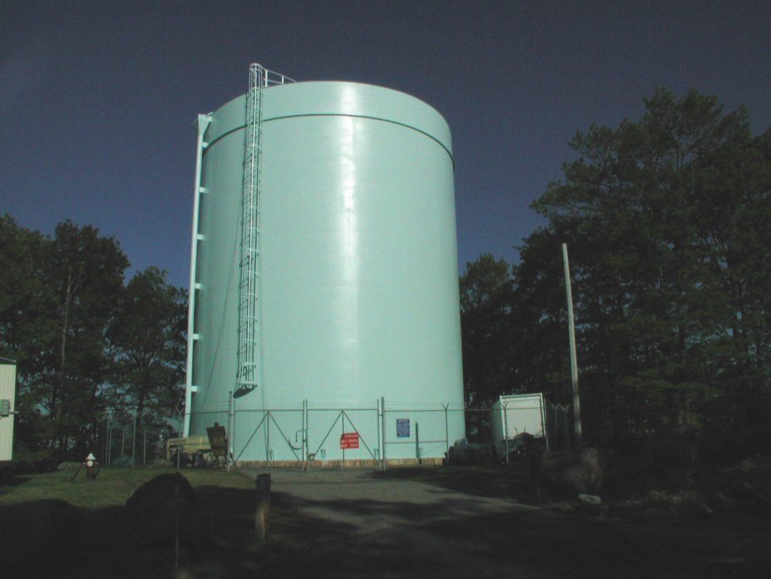 Water Storage Facilities - Tata & Howard