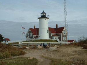 Falmouth MA lighthouse