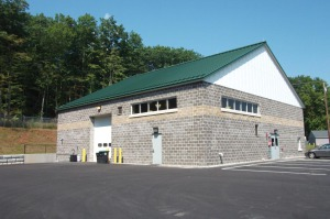 FranklinNH_water treatment facility