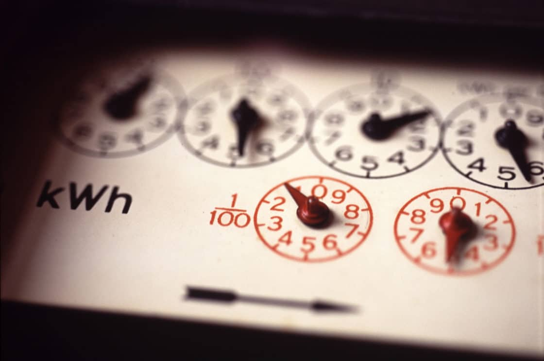 Increasing Electricity Meter : The criticality of energy efficiency for water and