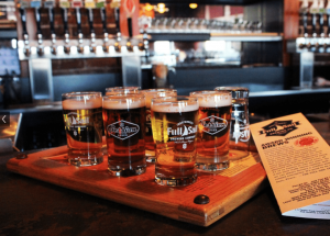 full sail brewing sustainability