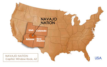 Water Poverty On US Soil Why The Navajo Nation Water Crisis - Water crisis map us