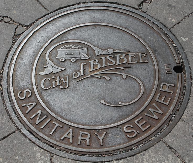 Arizona_Brisbee_manhole_cover