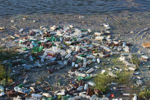 Plastic pollution has become epidemic