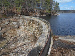 Echo Lake Dam, Hopkinton, MA