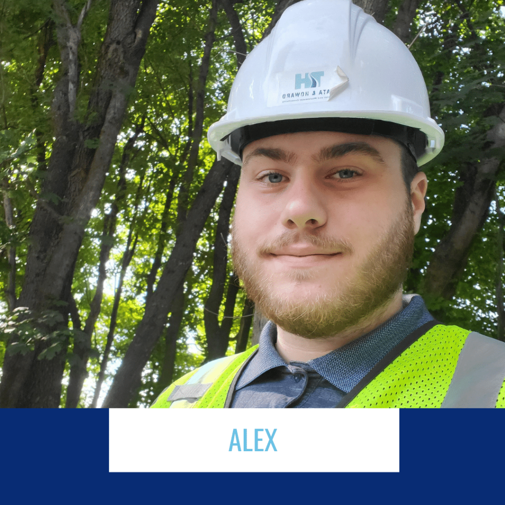 summer intern alex will be working in the waterbury ct office